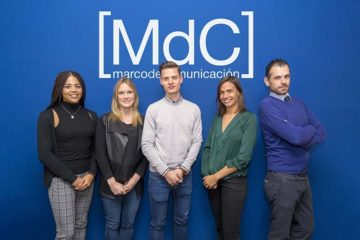 MARCO DE COMUNICACIÓN GROWS ITS INTERNATIONAL TEAM