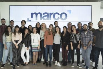 MARCO CELEBRATES LANDMARK REBRANDING