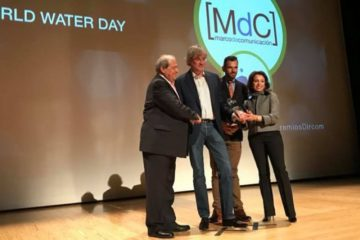 MARCO DE COMUNICACIÓN WINS AT THE DIRCOM RAMÓN DE CORRAL AWARDS WITH ITS CAMPAIGN FOR THE WORLD WATER COUNCIL